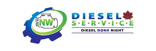NW Diesel Service LOGO