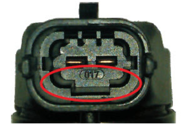 Duramax LBZ engine connector