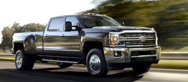 Chevy Silverado Diesel Engine