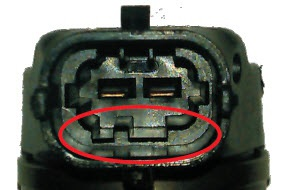 Duramax LMM engine connector