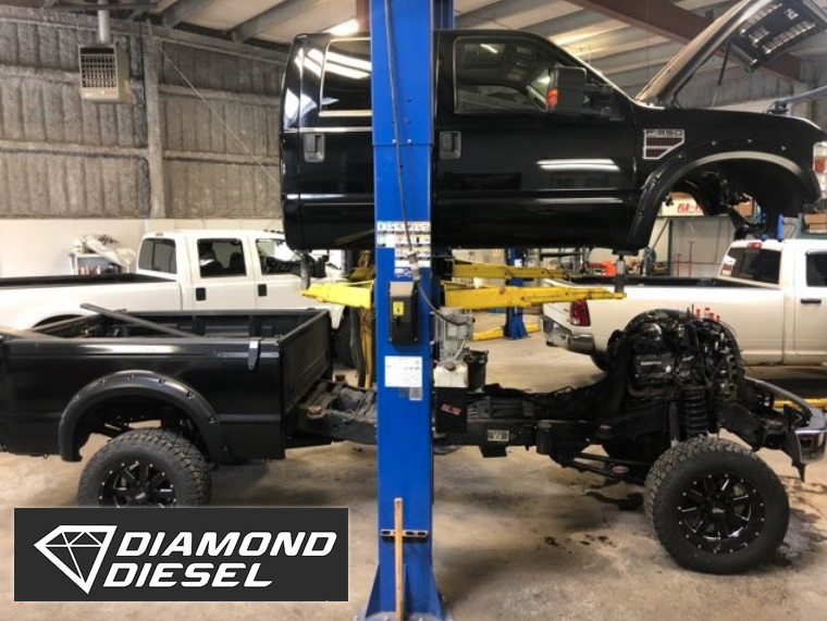 Truck repair division sold, rebrands as Diamond Diesel