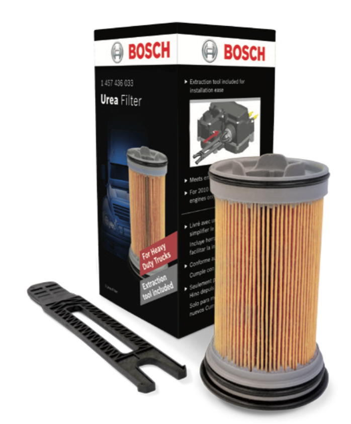 features of Bosch Urea Diesel Filter