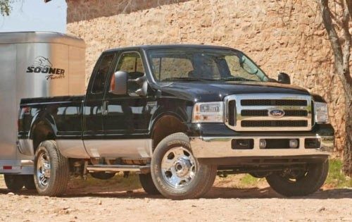 Ford 6.0L Powerstroke